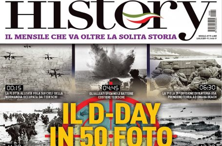 BBC History n.99: il D-Day in 50 foto