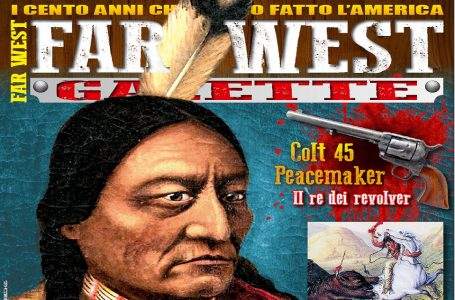 Far West Gazette n.13: Toro Seduto, l'ultimo dei grandi capi